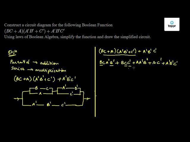 Luut Lawie Iuoi Q Qq C Draw A Logic Gate Diagram Of The Following Using Universal Nand F7 A B B Cl Write Commutative Laws And Distributive Law Of Boolean Almehr